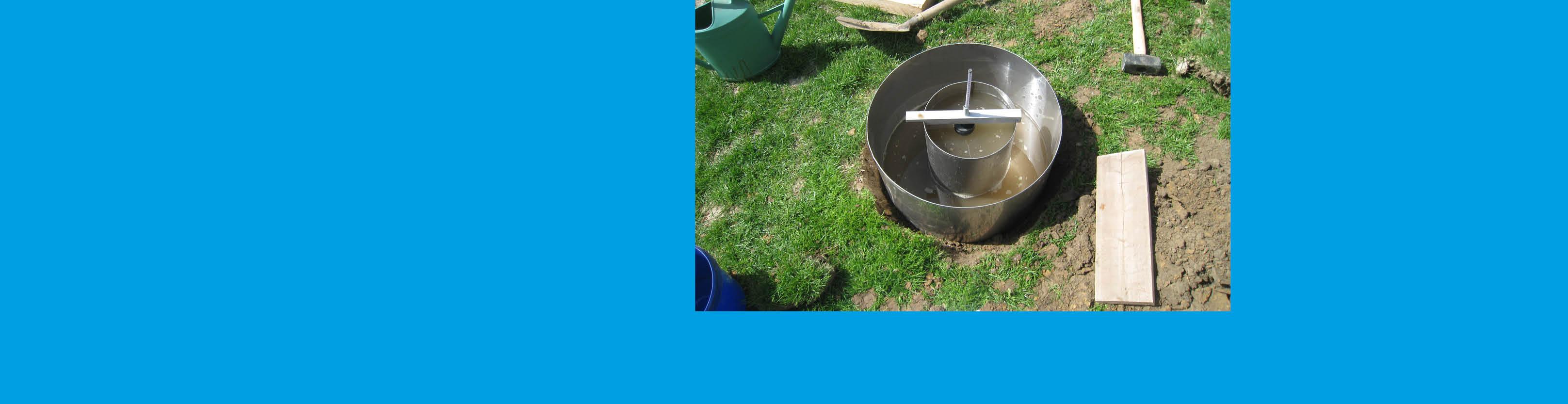opmeting-waterdoorlaatbaarheid